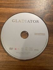 Gladiator Dvd Ridley Scott Russell Crowe Joaquin Phoenix Disc Only Free Shipping