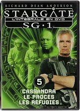 STARGATE SG1 - Intégrale Kiosque - DVD N°5 - Saison 1 - Episode 15 à 17