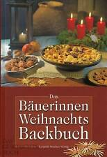 Das Bäuerinnen Weihnachts-Backbuch (Kekse/Gebäck/Kochbuch/Rezepte/Rezept-Buch)