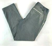 """Oakley Golf Pants Actual Size Men's W34"""" L31"""" (Flawed)"""