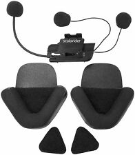 Scala Rider Corded Microphone and Speakers for Q1/Q3 Kit - SRAK0022