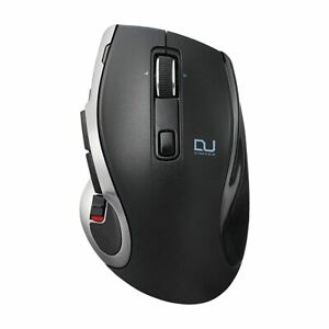 Elecom Mouse Wireless (receiver / Bluetooth switch) L size DUAL from Japan