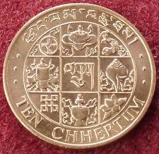 Bhutan 10 Chhertum 1979 (C1209)
