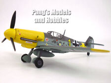 Messerschmitt Bf-109 1/72 Scale Diecast Metal Model by DeAgostini