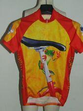 Bike Cycling Jersey Shirt Maillot Cyclism Sport Primal Size S