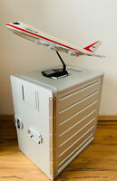 Neue XL Alu Box Unit / Flugzeugtrolley aus der Luftfahrt NEU OVP