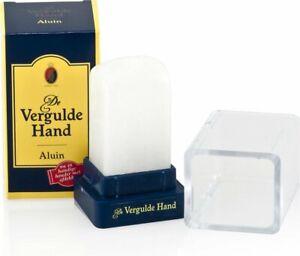 de vergulde hand aluin  75 gr