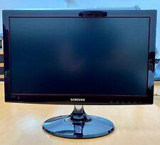 Samsung 19.5 Inch Screen LED Lit Monitor S20D300H in Subtle Red/Black Color
