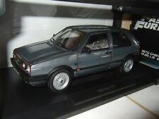 VW Golf 2 II GTI G60 1990 grau metallic von Norev 1:18 Neu & OVP
