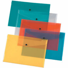 Plastic Office Document Folders Supplies