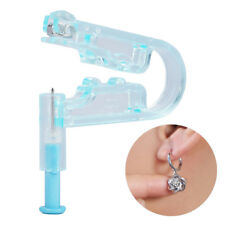 1PC Disposable Ear Nose Navel Body Piercing Gun Tool Asepsis Safe Pierce Kit