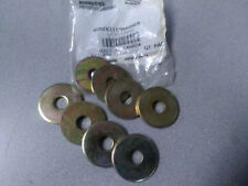 Vintage Ski-Doo Snowmobile Idler Wheel Washers (Pack of 8) 503032900 NEW OEM