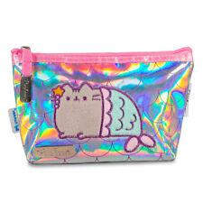 PUSHEEN THE CAT MERMAID MERSHEEN HOLO IRIDESCENT PLUSHIE PVC BAG NEW NWT GIFTS