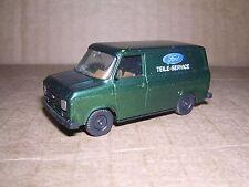 "Herpa #? Ford Transit Van ""Ford Teile-Service ""Green"" H.O.Gauge"