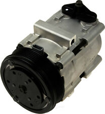 A/C Compressor and Clutch-Denso New WD Express 655 18006 122