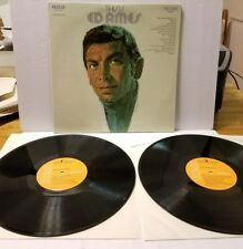 VINYL LP...ED AMES -THIS IS, RCA VICTOR REC. VPS-6023 2 RECORDS ORIGINAL EXCELL.