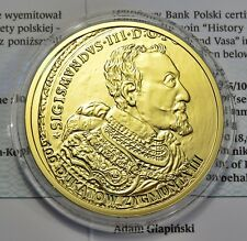 20 zl 2017 - Polen - 100 Dukaten von Sigismund III.