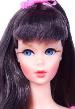HTF STUNNING Vintage Dark Brunette Twist 'N Turn Barbie Doll MINT