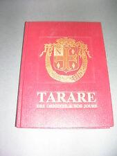 Tarare Rhône monographie de la ville de Tarare dans le Rhône illustré 1985