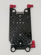 Zacuto Zwiss Cheese Plate V2 Battery Plate Mount your Battery Plate to 15mm Rods