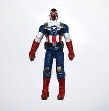 "Marvel Universe Captain America Sam Wilson 3.75"" Loose Action Figure"