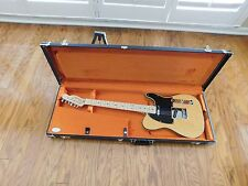 Fender USA Telecaster Deluxe 60th Anniversary  Limited Edition Guitar With Case