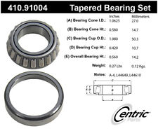 Wheel Bearing and Race Set-Premium Bearings Centric 410.91004
