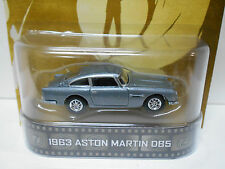 ASTON MARTIN DB5 1963 007 JAMES BOND GOLDFINGER TV & CINE HOT WHEELS 1/64