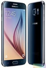 Samsung Galaxy G920FD S6 Blue 32GB 16MP 4G LTE EXPRESS SHIP  Smartphone incl GST