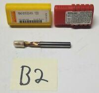 Sandvik R840-0516-30-A1A 1220 5.16mm Carbide Jobber Drill Bit Delta-C