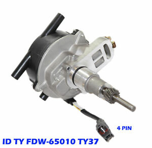 Ignition Distributor for 88-91 Toyota Pickup/ 4Runner V6 3.0L 3VZE 19100-65010