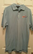 US Ski  Team/Snowboard Polo Jersey-size small/light blue