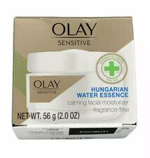 Olay Sensitive Hungarian Water Essence Calming Facial Moisturizer fragrance Free