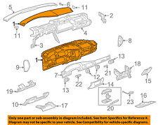 Buick GM OEM 99-04 Regal-Dash 10344915