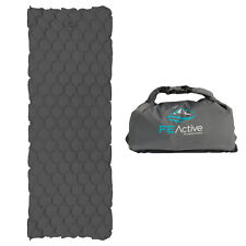 Quick Pouch-Inflate System Lightweight Water Resistant Air Mattress Sleeping Pad