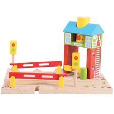 Bigjigs Rail Signal Box – Kids/Children Train Set Add-On