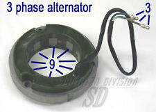3 phase Alternator 12V 130 Watt 10,5amp Triumph Norton 99-9996/10,5a 47252 RM24