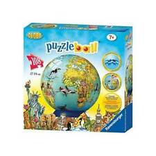 Maps 100 - 249 Pieces 3D Puzzles
