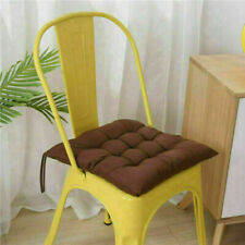 SOFT THICKER CUSHIONS CHAIR SEAT PAD DINING BED ROOM GARDEN KITCHEN MAT CUSHION