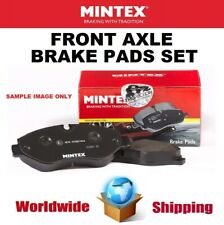MINTEX Front BRAKE PADS for RENAULT TRAFIC Platform/Chassis 1.6 dCi 120 2014->on