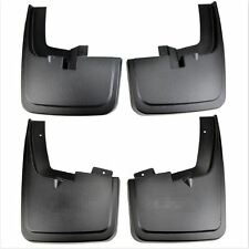 For Ford F-150 15-17 Mud Flaps w/ Fender Flares Mud  Guards Splash Guard Molded