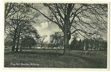 Bellerby - a photographic postcard of Frog Hall Beeches