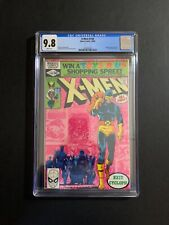 X-MEN MARVEL #138 CGC 9.8 (10/80) (W/P) FUNERAL OF JEAN GRAY NEW CASE!