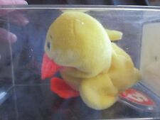Ty Quackers w/ wings 3rd/1st (Auth, MQ)