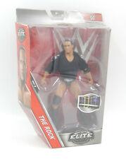 MATTEL WWE ELITE #47 B The Rock - Wrestling Actionfigur NEU/OVP