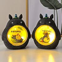 Cute LED Light Table Lamp Totoro Desk Lamp Night Light Home Room Decor