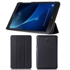 Hülle für Samsung Galaxy Tab A6 10.1 2016 Tablet Tasche Case Cover Schwarz Etui