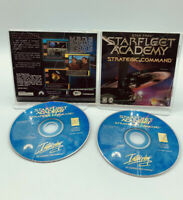 Star Trek Starfleet Academy Strategic Command (PC) Game CD-ROM WINDOWS COMPUTER