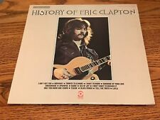 ERIC CLAPTON ORIGINAL FIRST PRESSING LP THE HISTORY OF ERIC CLAPTON 2-LP SET
