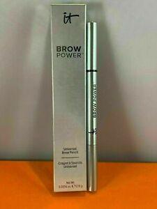 IT Cosmetics Brow Power Eyebrow Pencil UNIVERSAL TAUPE 0.0056 oz NEW